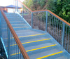 Modular Embankment Steps
